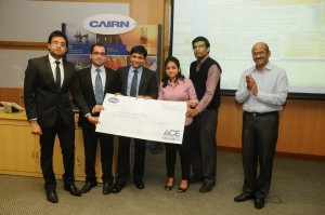 Business plan competition and winners